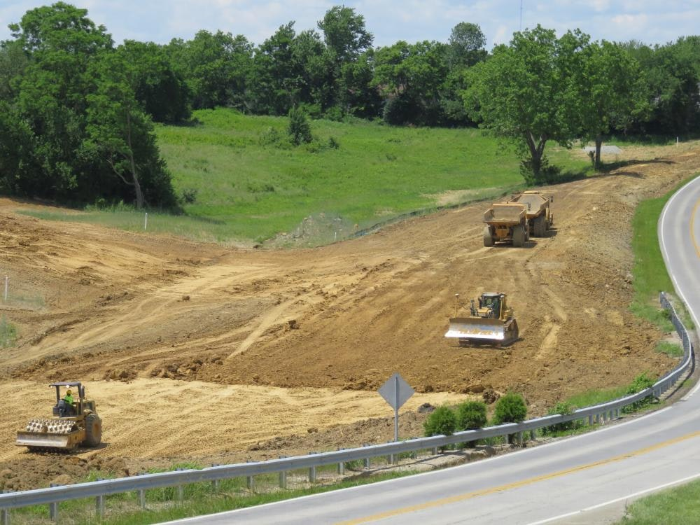 Louisville Paving and Construction Projects Heavy Highway Construction Ring Road