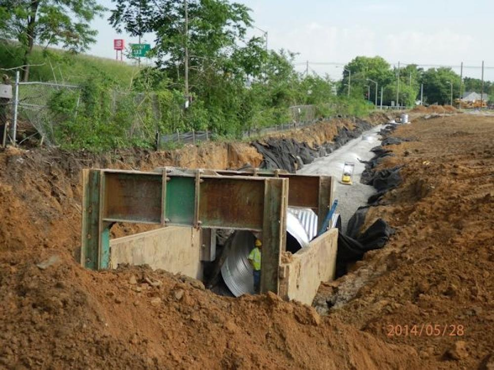 Louisville Paving and Construction Projects Civil Site Construction Louisville Lofts