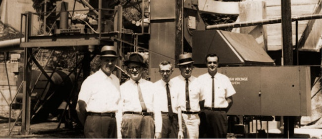 Louisville Paving and Construction Our History 1