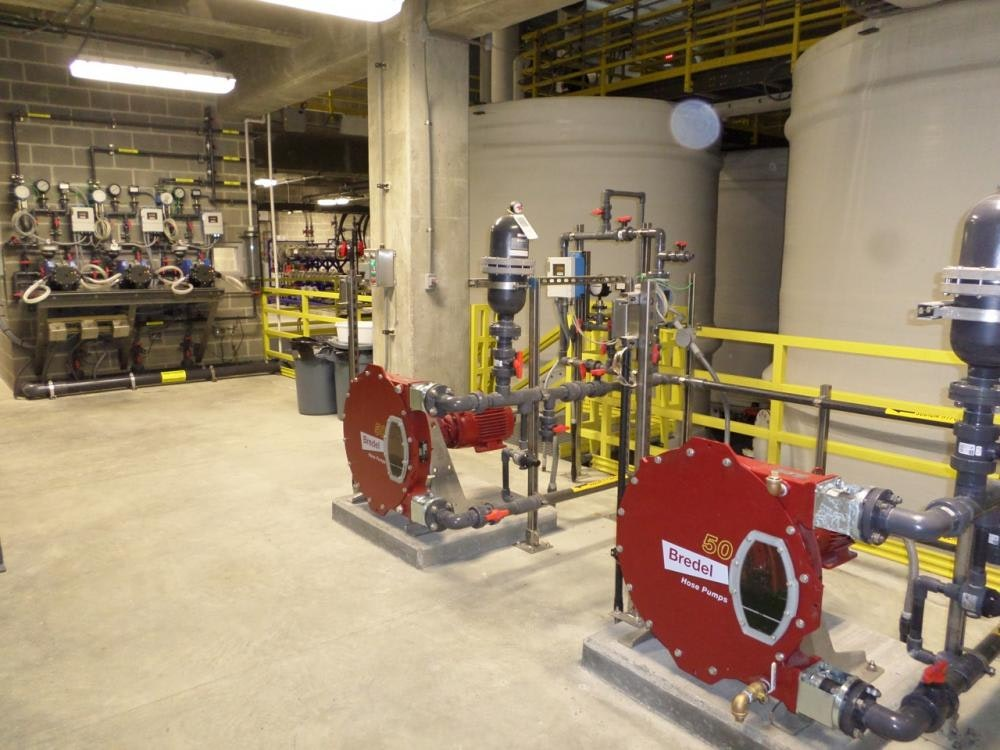 Louisville Paving and Construction Projects Pace Construction Sodium Hypochlorite Facility