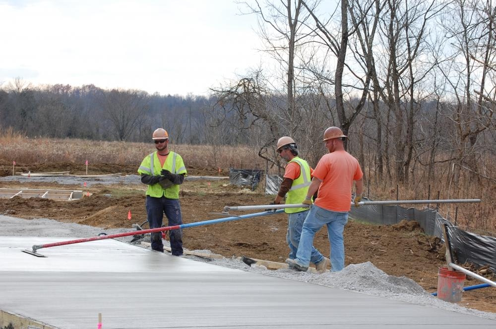 Louisville Paving and Construction Projects Pace Construction The Parklands of Floyds Fork