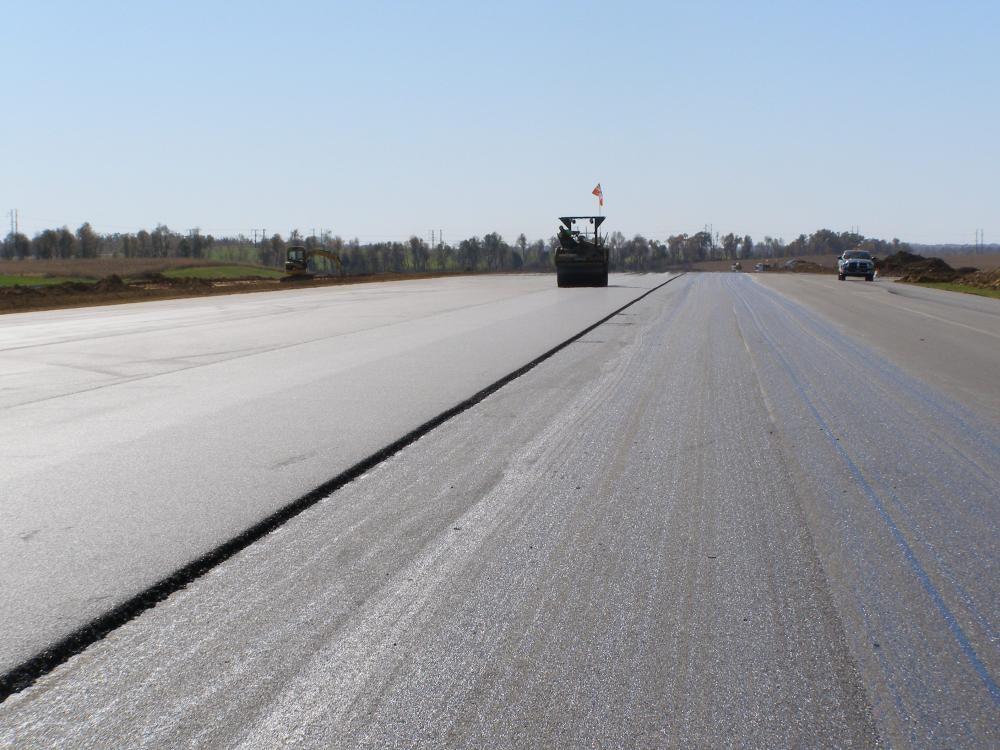 Louisville Paving and Construction Paving Asphalt Addington Airport Runway