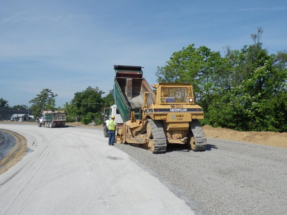 Louisville Paving and Construction Projects Heavy Construction Crittenden Drive