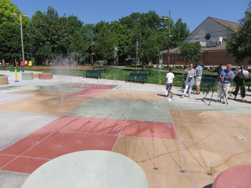 Louisville Paving and Construction Projects Pace Construction Sheppard Park