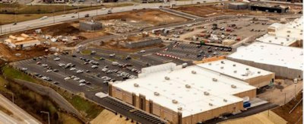 Louisville Paving and Construction Projects Civil Site Construction Middletown Commons Jefferson Commons