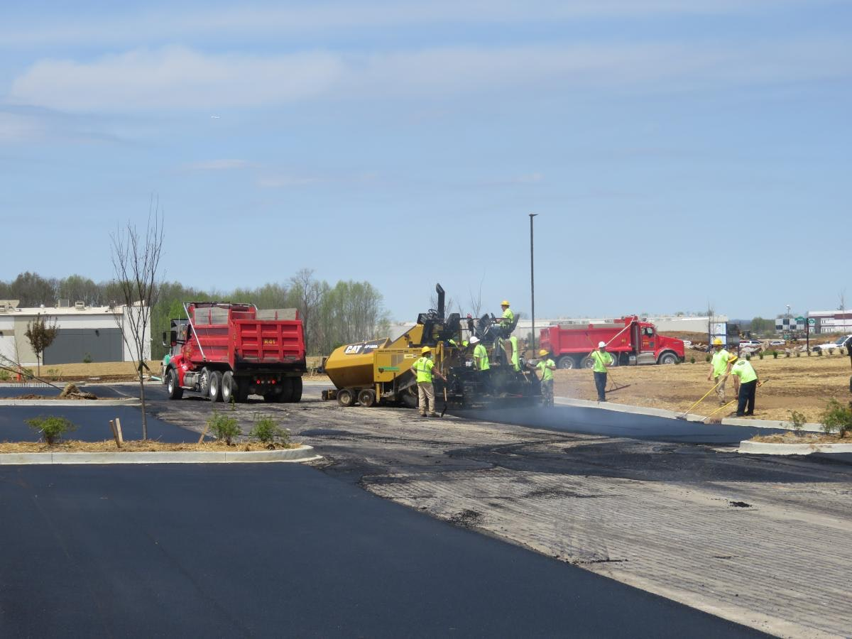 Louisville Paving and Construction Heavy Highway Construction Exeter