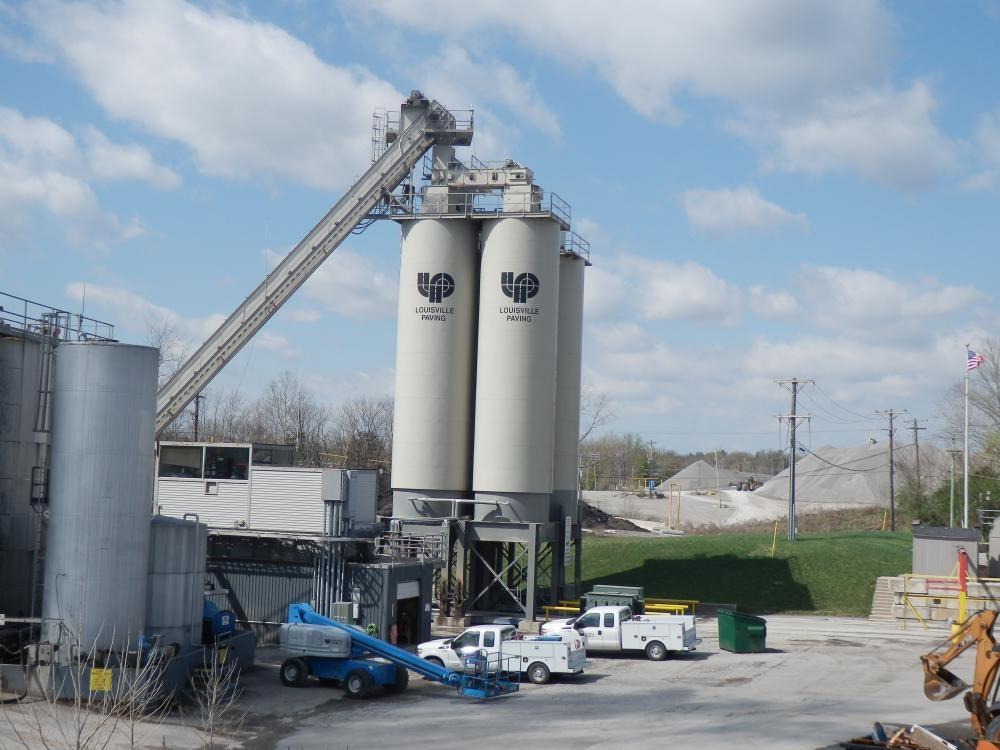 Louisville Paving and Construction Projects Paving Asphalt Asphalt Plants