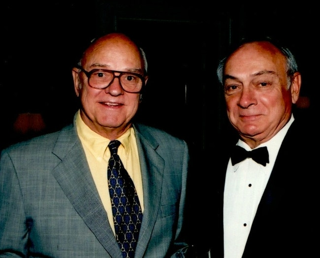 Louisville Paving and Construction History Jack And Bill Dougherty