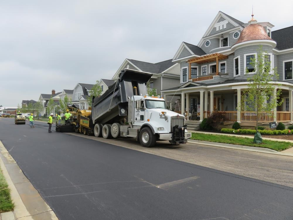 Louisville Paving and Construction Projects Paving Asphalt Norton Commons