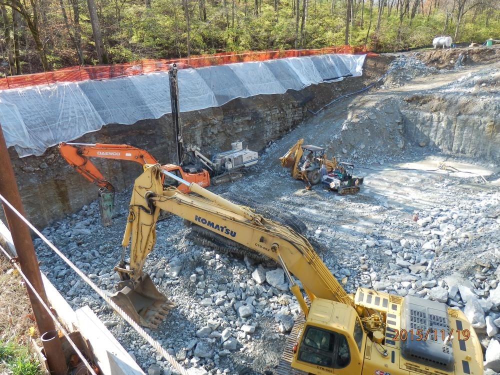 Louisville Paving and Construction Projects Pace Construction Muddy Fork Pumping Station