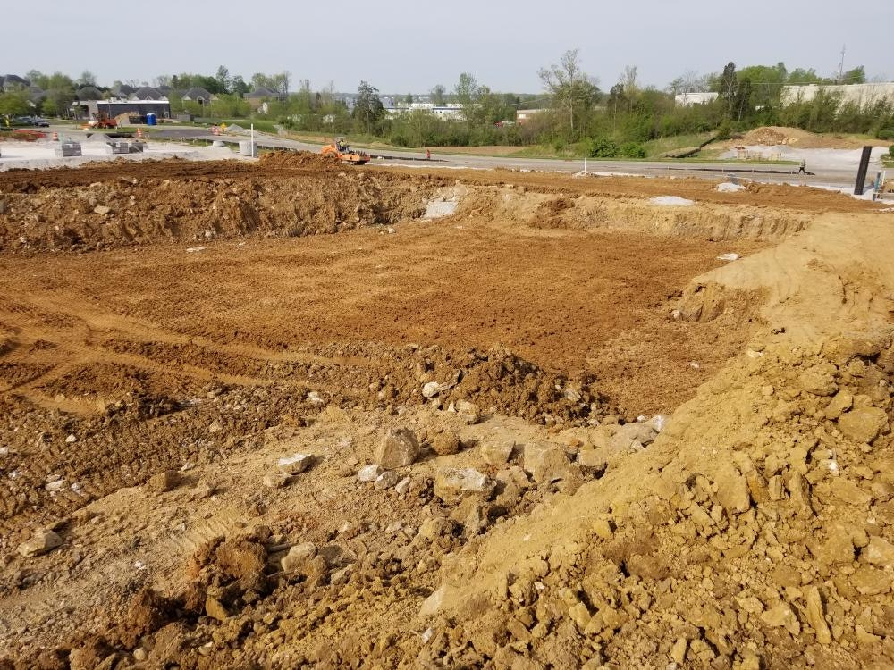 Louisville Paving and Construction Projects Civil Site Construction BMW