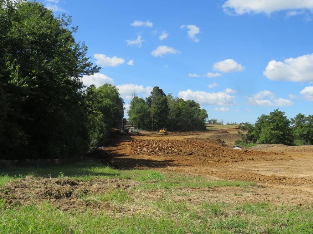 Louisville Paving and Construction Projects Civil Site Construction Terra Crossing