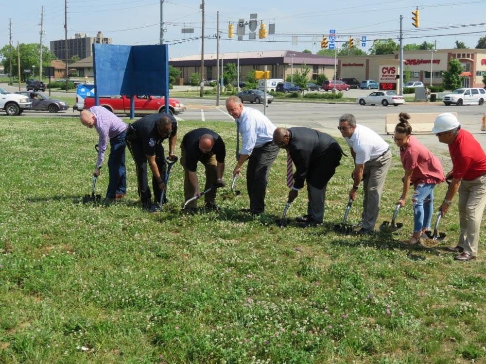Louisville Paving and Construction Projects Pace Construction Gateway Corridor Road Improvements