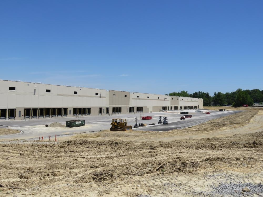 Louisville Paving and Construction Projects Civil Site Construction Air Commerce III